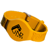 Watchband Silicone Wristband Atmel ATA5577