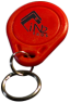 RFID ABS Key Fob NXP I Code SLI-S