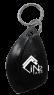 Shark Tooth ABS Key Fob NXP I Code SLI-S