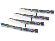RFID Fan Fold Wristband NXP DESFire EV2 4K 13.56 MHz