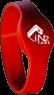 Roundface Silicone Wristband NXP I Code SLI-S