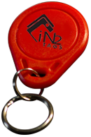 RFID ABS Key Fob Atmel ATA5577