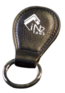 Leather Key Fob EM Microelectronic EM4205
