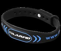 RFID Track Snapband NXP MIFARE Plus EV1 2K 13.56 MHz